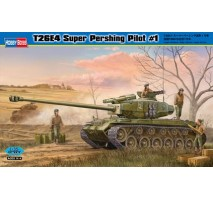 HobbyBoss 82426 - 1:35 T26E4 Super Pershing, Pilot #1