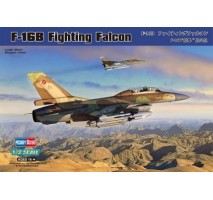 Hobby Boss 80273 - 1:72 F-16B Fighting Falcon