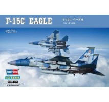 Hobby Boss 80270 - 1:72 F-15C Eagle Fighter