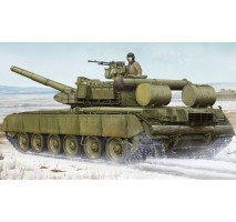 Trumpeter 05581 - 1:35 Russian T-80BVD MBT