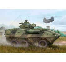 Trumpeter 01502 - 1:35 Canadian AVGP Grizzly (Early)
