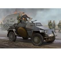 Hobby Boss 83812 - 1:35 German Sd.Kfz.221 Leichter Panzerspahwagen (3rd Series)