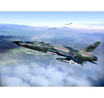 "Trumpeter 01618 - 1:72 Aircraft-F-105G ""Thunderchief"""