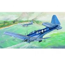 "Trumpeter 02243 - 1:32 U.S.NAVY SBD-5/A-24B""Dauntless"""
