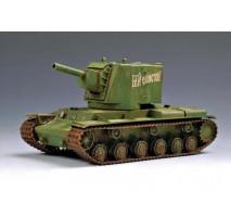 """Trumpeter 00311 - 1:35 Russian KV """"Big Turret"""" Tank"""