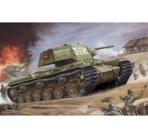 Trumpeter 00357 - 1:35 Russian KV-1's Ehkranami