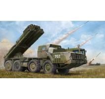 Trumpeter 01020 - 1:35 Russian 9A52-2 Smerch-M multiple rocket