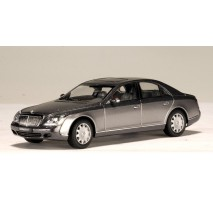 AUTOart 56153 - MAYBACH 57 SWB (HIMALAYAS GREY DARK / HIMALAYAS GREY BRIGHT) 1:43