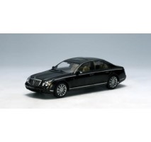 AUTOart 56156 - MAYBACH 57 S 2005 (BLACK) 1:43