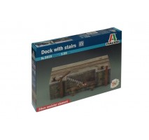 Italeri 5615 - 1:35 DOCK with stairs