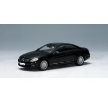 AUTOart 56242 - MERCEDES-BENZ CL-KLASSE COUPE (BLACK) 1:43
