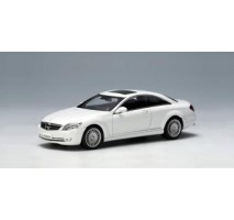 AUTOart 56243 - MERCEDES-BENZ CL-KLASSE COUPE (WHITE) 1:43