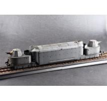 Trumpeter 00223 - 1:35 German Armored Train Panzertriebwagen Nr.16