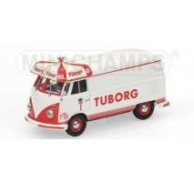 Minichamps - VOLKSWAGEN T1 KASTENWAGEN 1963 `TUBORG` L.E. 1344 PCS.