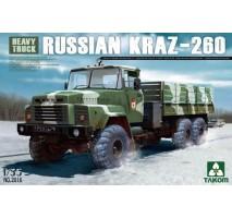 TAKOM 2016 - 1:35 Russian KrAZ-260 Truck