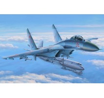 Hobby Boss 81712 - 1:48 Su-27 Flanker Early