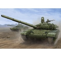 Trumpeter 00925 - 1:16 Russian T-72B/B1 MBT (with Kontakt-1 reactive armour)