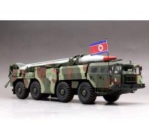 Trumpeter 01058 - 1:35 DPRK Hwasong -5 short-range tactical ballistic missile