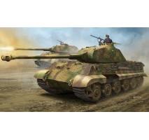 "Hobby Boss 84530 - 1:35 German Sd.Kfz.182 King Tiger ""Porsche Turret"" with Zimmerit"