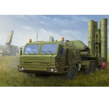 Hobby Boss 85517 - 1:35 Russian BAZ-64022 with 5P85TE2 TEL S-400