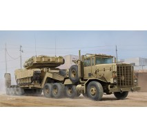Hobby Boss 85519 - 1:35 M911 C-HET with m747 Heavy Equipment Semi-Trailer