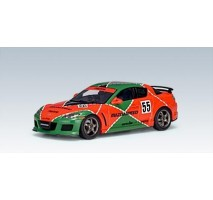 AUTOart 60443 - MAZDA SPEED RX-8 (787B LM LIVERY) (L.E. OF 3000 pcs WORLDWIDE) 1:43