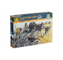 Italeri 6054 - 1:72 FRENCH FOREIGN LEGION - 50 figures