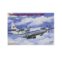 Eastern Express EE14487 - 1:144 Antonov An-12BK Russian transport aircraft, Aeroflot