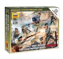 Zvezda 6146 - 1:72 Soviet Naval Infantry