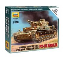 Zvezda 6151 - 1:100 Pz IV Ausf.D