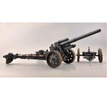 MERIT - 1:16 German 15cm sFH 18 Howitzer - Model Kit