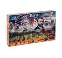Italeri 6179 - 1:72 FARMHOUSE BATTLE - American Civil War