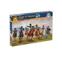 Italeri 6188 - 1:72 BRITISH HUSSARS CAVALRY - 12 figures