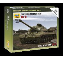 Zvezda 6194 - 1:100 SOVIET TANK IS-3