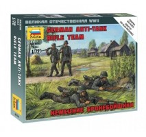Zvezda 6216 - 1:72 German Anti Tank Rifle Team