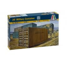 Italeri 6516 - 1:35 20' MILITARY CONTAINER