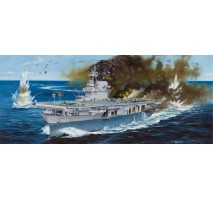 MERIT - 1:350 USS Yorktown CV-5 - Model Kit