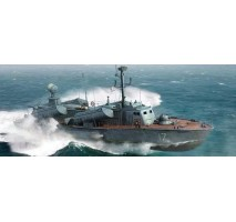 MERIT - 1:72 Russian Navy OSA Class Missile Boat , OSA-2 - Model Kit