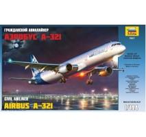 Zvezda 7017 - 1:144 Airbus A-321