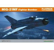 Eduard 70142 - 1:72 MiG-21MF Fighter-Bomber