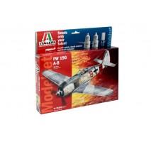 Italeri 70392 - 1:72 FOCKE WULF FW-190 A8-F - Model Set