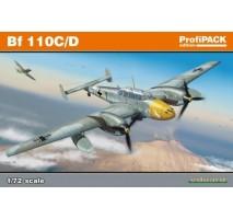 Eduard 7081 - 1:72 Messerschmitt Bf 110C/D