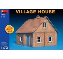 Miniart 72024 - 1:72 Village House
