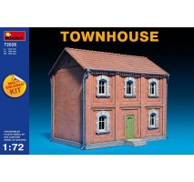 Miniart 72026 - 1:72 Townhouse