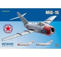 Eduard 7423 - 1:72 MiG-15
