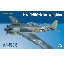 Eduard 7436 - 1:72 Fw 190A-5 heavy fighter