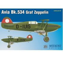 Eduard 7445 - 1:72 Avia Bk-534 Graf Zeppelin