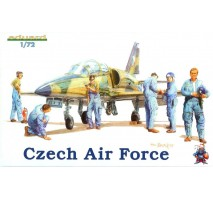 Eduard 7501 - 1:72 Czech AF - 6 figures