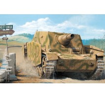 "Hobby Boss 80134 - 1:35 German SturmPanzer IV early Sd. Kfz.166 ""Brummbar"""
