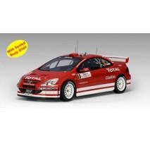 AUTOart 80455 - PEUGEOT 307 WRC 2004 #5 (RALLY OF MONTE CARLO) 1:18